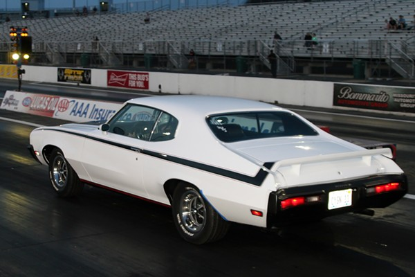 Metro area street racers take it to the track on select Fridays this summer. - JOHN BISCI/GATEWAY MOTORSPORTS PARK