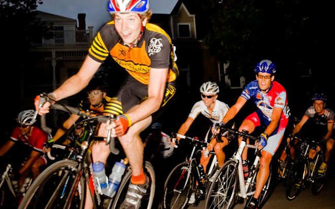 The Gateway Cup rides through Lafayette Square tonight — and three other city neighborhoods as the weekend continues.