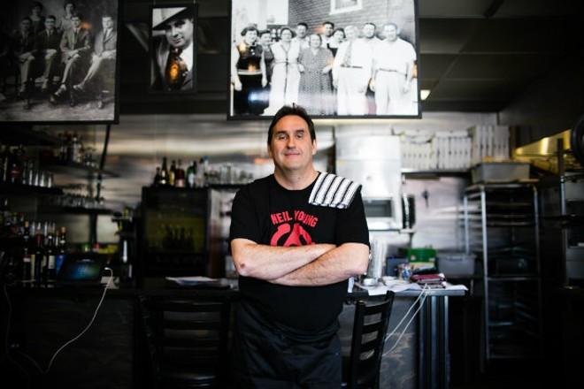 Pepe Kehm embraces his roots at Peno Soul Food. - JEN WEST