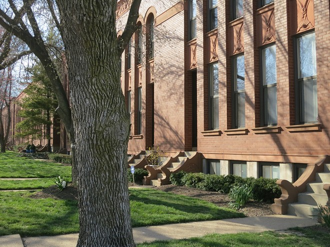 Tenants are overall not that happy with St. Louis life. - PHOTO COURTESY OF FLICKR/PAUL SABLEMAN