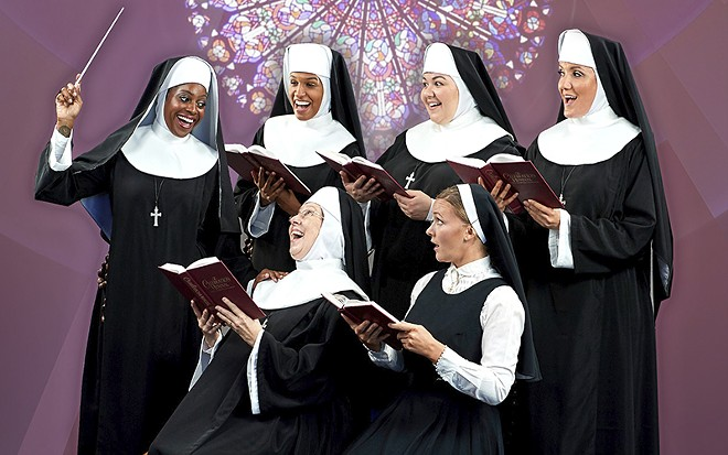 Sister Act comes to Stages this weekend sans Whoopi Goldberg. - PETER WOCHNIAK/PRO PHOTO STL.COM