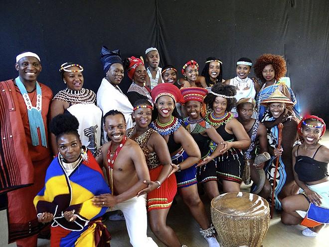 Miriam Makeba: Mama Africa the Musical.
