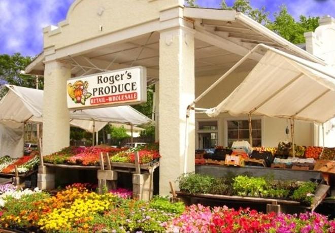 ROGER'S PRODUCE   PHOTO COURTESY ROGER'S PRODUCE