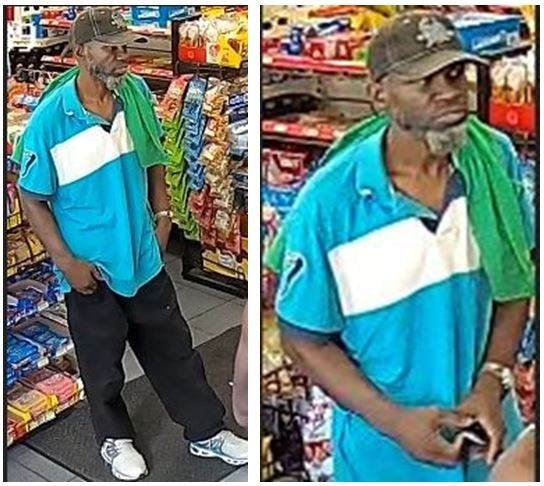This man stole an SUV with a baby boy inside, St. Louis police say. - IMAGE VIA ST. LOUIS METROPOLITAN POLICE