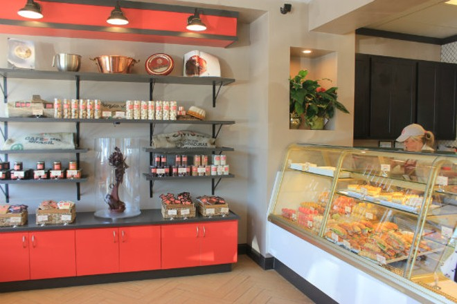 The small bakery has already become a bustling spot in Kirkwood. - CHERYL BAEHR