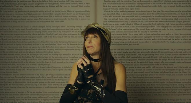 Laura Albert in Author: The JT LeRoy Story. - PHOTO  COURTESY OF AMAZON STUDIOS / MAGNOLIA PICTURES.