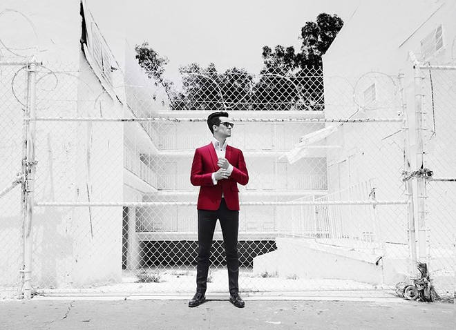Panic! At the Disco will perform at Scottrade Center on Wednesday, April 5. - PHOTO BY SHERVIN LAINEZ