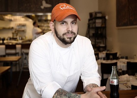 Gerard Craft: The James Beard winner isn't content to rest on his laurels. - PHOTO BY JENNIFER SILVERBERG