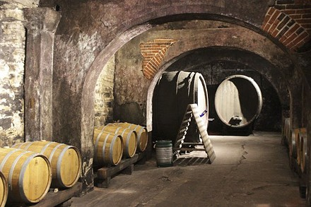 Visiting Stone Hill Cellar is like being in Napa, only minus all the Coppolas. - PHOTO BY MARK SEMKO