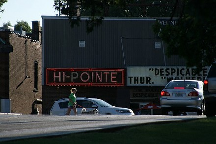 The Hi-Pointe: Always a high point. - PHOTO COURTESY OF FLICKR/PAUL SABLEMAN