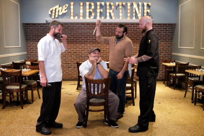 Wil Pelly thinks he's found a home at the Libertine — but is the feeling mutual? - HOLLY RAVAZZOLO