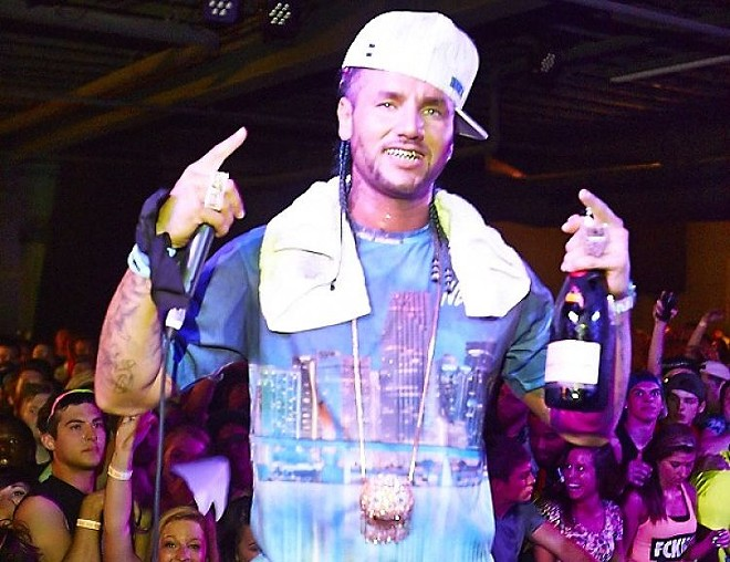 Riff Raff will perform at Pop's on Friday, February 3. - PHOTO BY THEO WELLING
