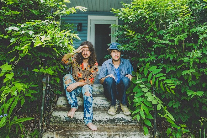Jeff the Brotherhood will be performing at Off Broadway on Friday, January 13. - PRESS PHOTO VIA PGA MUSIC
