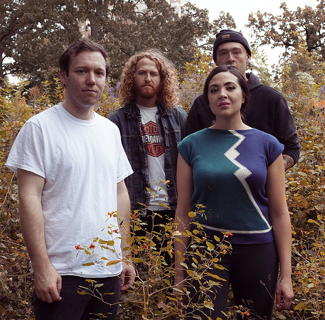 PRESS PHOTO COURTESY OF THE BAND
