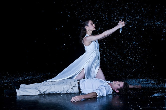Grand Rapids Ballet will perform Romeo & Juliet at the Touhill this weekend. - COURTESY DANCE ST. LOUIS