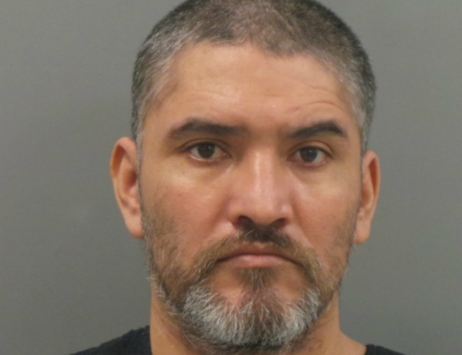 Pablo Serrano-Vitorino was found dead this morning in his St. Louis jail cell. - ST. LOUIS CORRECTIONS