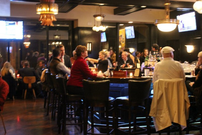 The Herbie's bar has been packed every night of the week. - CHERYL BAEHR