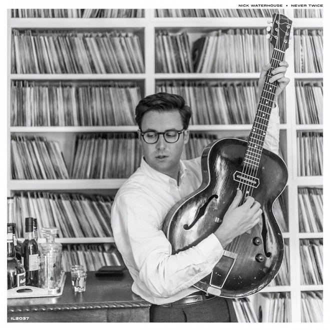 Nick Waterhouse will perform at Blueberry Hill on Saturday, December 3. - PHOTO VIA GRANDSTAND MEDIA