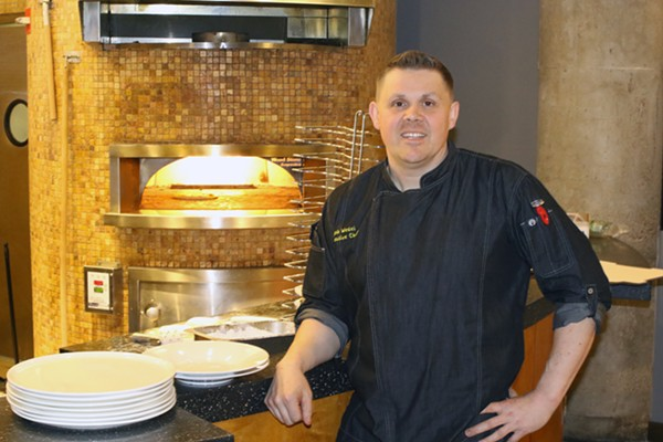 Executive Chef Josh Wedel - CHELSEA NEULING