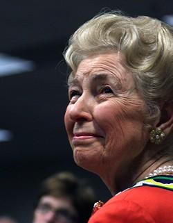 Phyllis Schlafly died in September 2016. - GAGE SKIDMORE