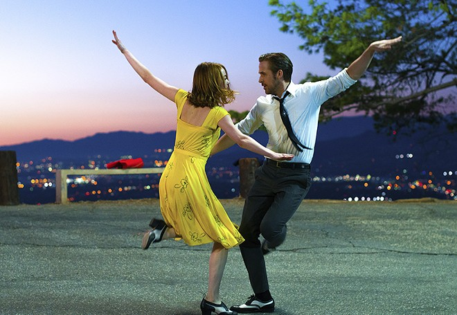 La La Land is a lovely, well-made but essentially empty film. - DALE ROBINETTE
