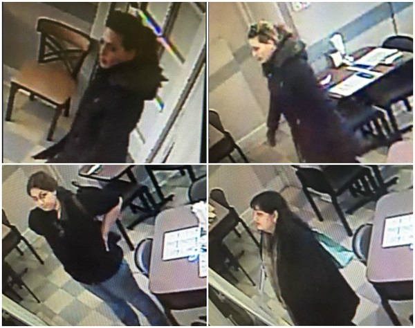 Four women provided a distraction while an accomplice carried out a burglary, St. Louis police say. - IMAGES VIA ST. LOUIS POLICE