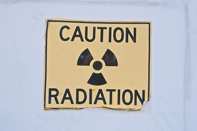 The EPA planned to test radiation levels at a Bridgeton couple's house on Tuesday. - PHOTO VIA FLICKR/NOMADTALES