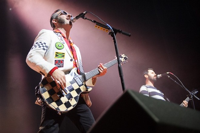 Reel Big Fish returns to St. Louis this Friday at the Pageant. - PHOTO BY TODD OWYOUNG