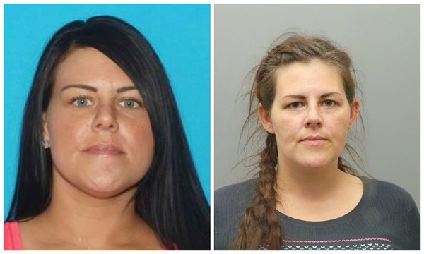 Nicole Rodoni, 30, was charged with forgery. - IMAGES VIA ST. LOUIS COUNTY POLICE