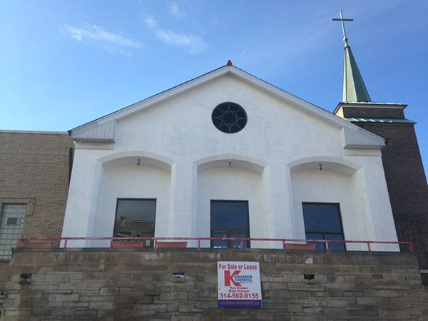 Looking For Commercial Church Property