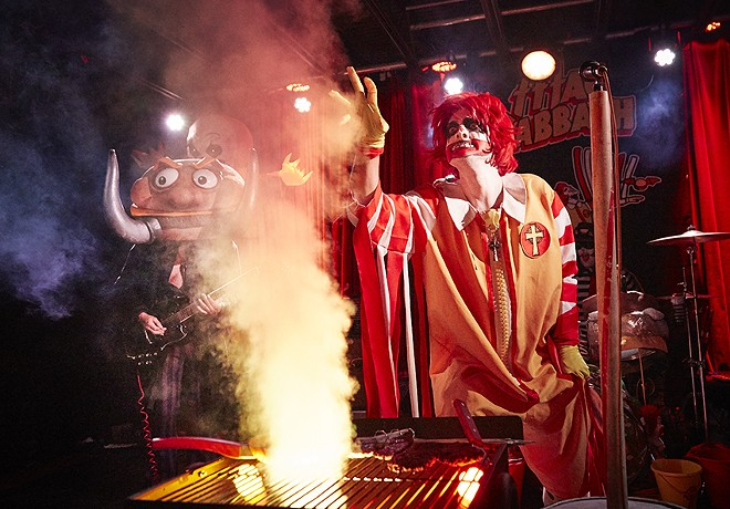 Mac Sabbath will return to the Firebird on Tuesday, March 14. - PHOTO BY STEVE TRUESDELL