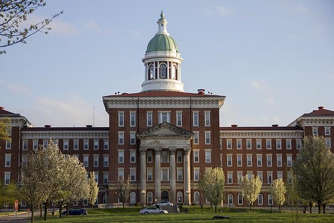 The St. Louis Psychiatric Rehabilitation Center. - DANNY WICENTOWSKI
