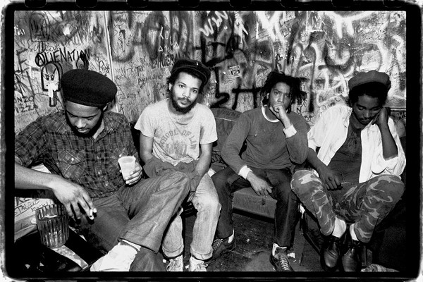 Bad Brains are Jah-powered legends.