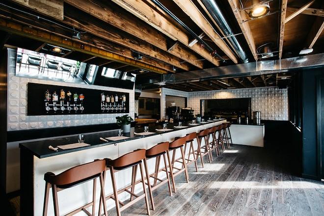 Brennan's new bar in Midtown opens next week. - RJ HARTBECK