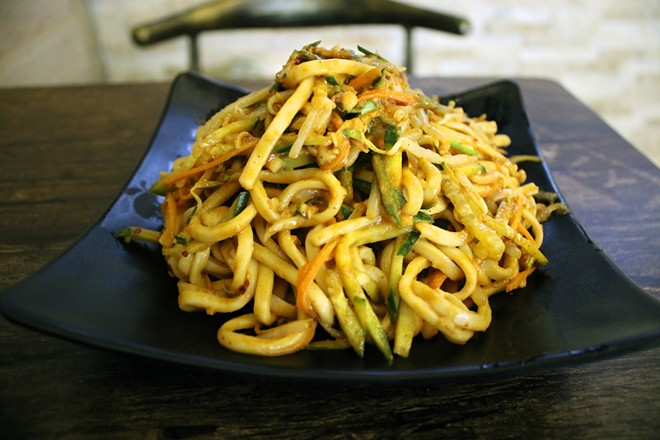 Sichuan Cold Noodles $6.50 - CHELSEA NEULING
