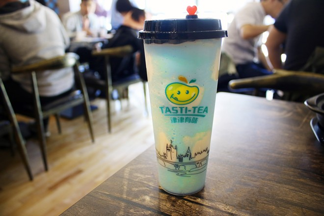Blue Sky White Cloud- Cloud Smoothie $5.75 - CHELSEA NEULING