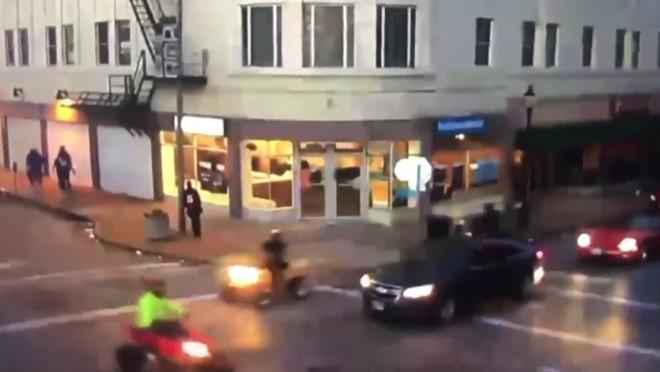 Packs of ATV riders have been raising hell in south city. - SCREENGRAB VIA FOX2