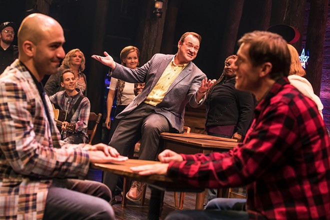 The musical Come From Away is based on a true story about genuine human compassion. - MATTHEW MURPHY