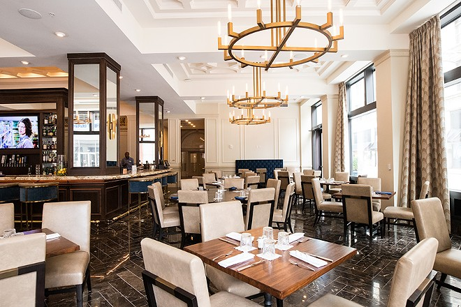 The dining room. - MABEL SUEN