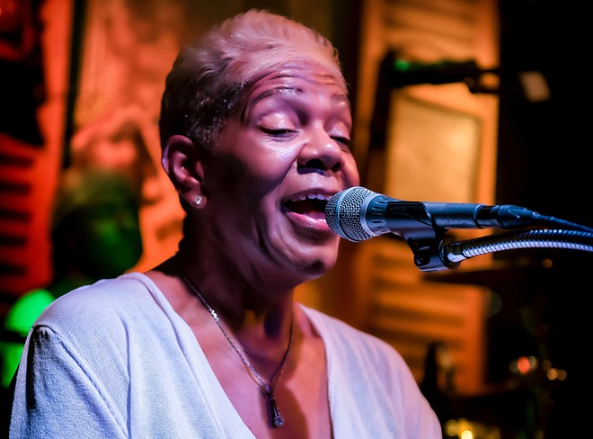 BLUES DIVA AND ST. LOUIS LEGEND KIM MASSIE JOINS OVER 100 MUSICAL ACTS FOR SHOWCASESTL 2019.