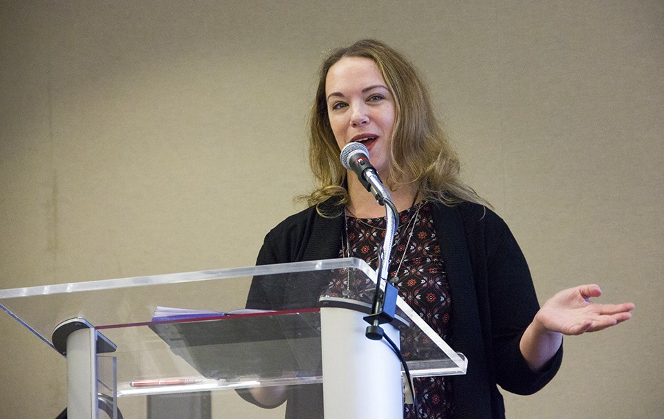 How Sarah Kendzior Became The Prophet Of Flyover Country Feature St Louis St Louis News And Events Riverfront Times