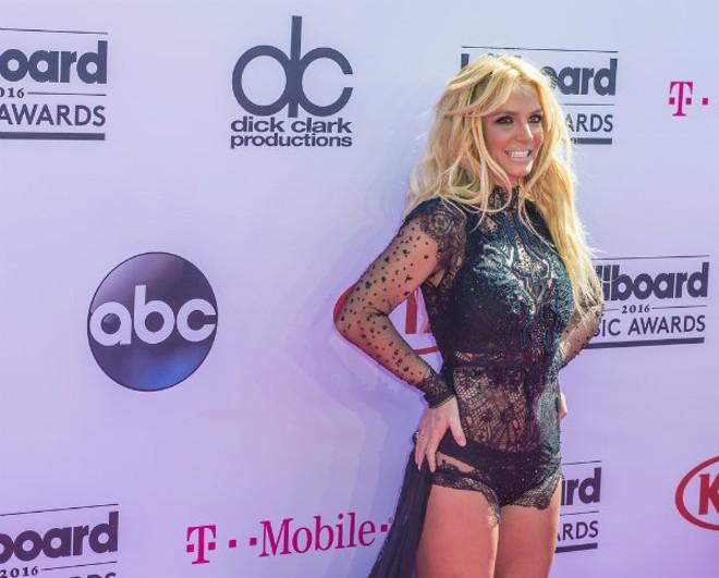 It's Britney, bitch. - KOBBY DAGAN / SHUTTERSTOCK, INC.