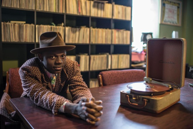 J.S. Ondara will perform at the Old Rock House on Monday, June 10. - JOSH CHEUSE