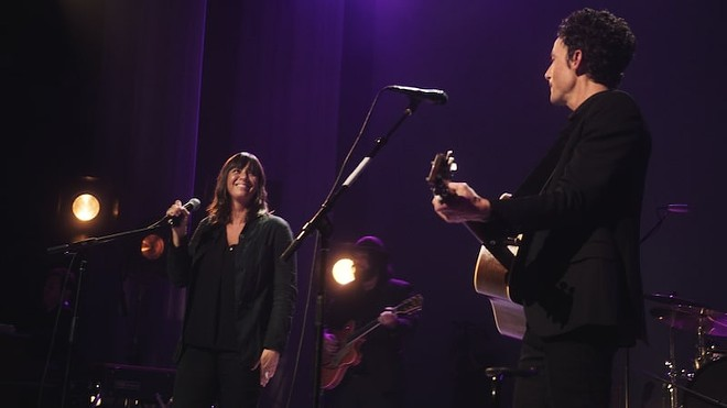 Cat Power and Jakob Dylan. - COURTESY OF GREENWICH ENTERTAINMENT