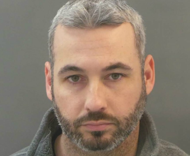 Ex-St. Louis cop William Olsten was charged in January 2019 with assault. - COURTESY ST. LOUIS POLICE