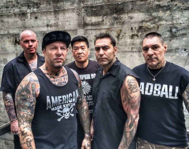 Agnostic Front will perform at Fubar on Wednesday, September 18 as part of the 35th anniversary of its debut LP Victim in Pain. - VIA M.A.D. TOURBOOKING