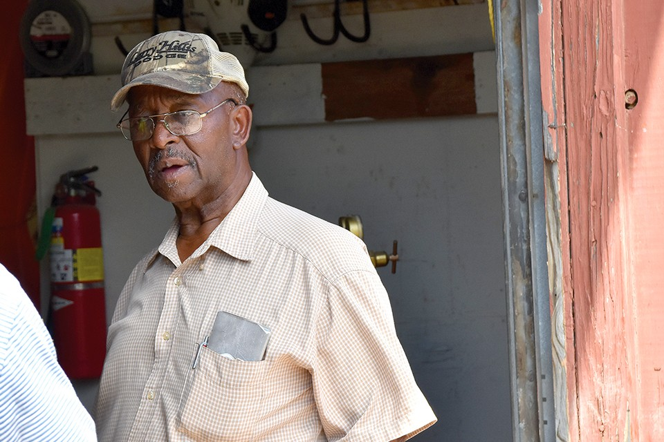 Parma Mayor Rufus Williamson Jr. says there are no plans to rebuild City Hall. - DOYLE MURPHY