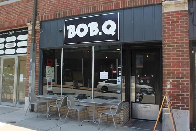 BoB.Q is located in the Delmar Loop. - KATIE COUNTS