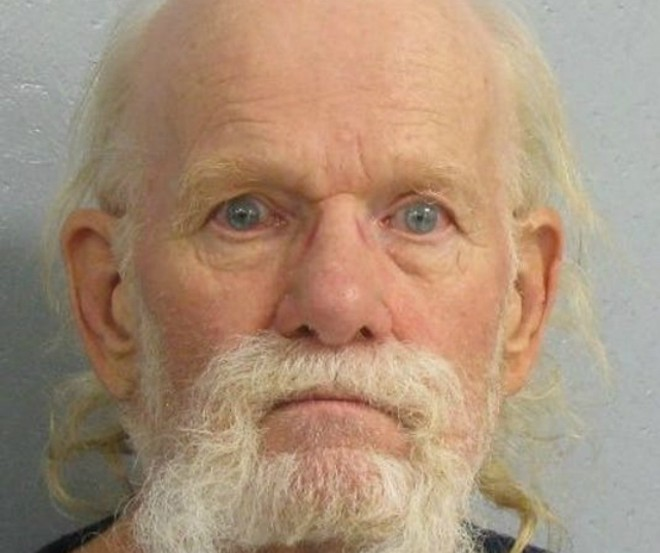 Charles Frederick White was sentenced to ten years in federal prison. - COURTESY GREENE COUNTY SHERIFF