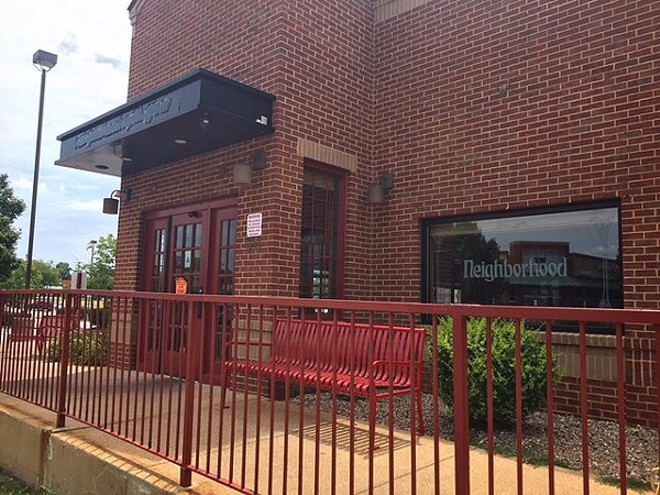 A new restaurant plans to open at Chippewa and Kingshighway. - SARAH FENSKE